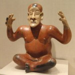 Figure of storyteller